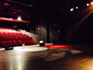Salle de spectacle du Duende