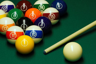Poolbillard Billard Verein