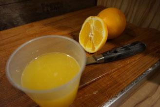 einfache leckere Moehrensuppe  | mit Ingwer und Orange