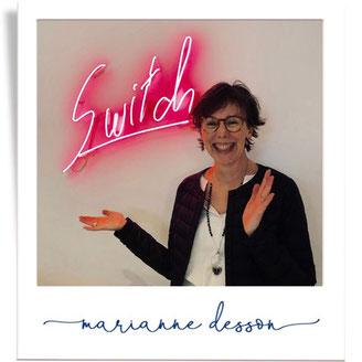 Marianne Desson - Méditation Pleine conscience MBSR - Transition de vie professionnelle