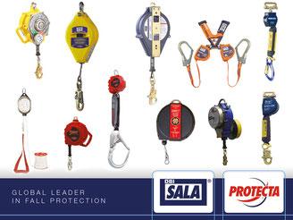DBI SALA und Protecta Markenprodukte Sommer-Preisaktion bis 31. Juli 2016