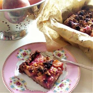 Pfirsichschnitten