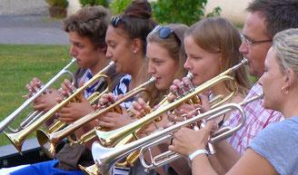 Musikwoche Familienmusikwoche Musikfreizeit