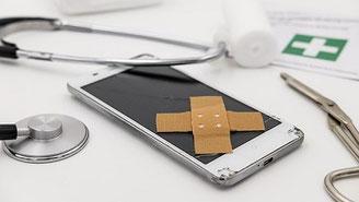 Guter Kundenservice bei der Handy Reparatur - Handydoktor