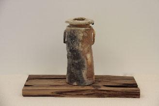 板皿ー信楽土(32x26x5.5)