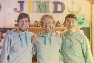 Jimdoの創業者