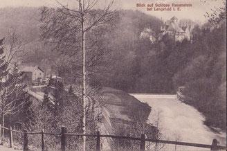 Bild: Rauenstein Hornmühle Wünschendorf Teichler