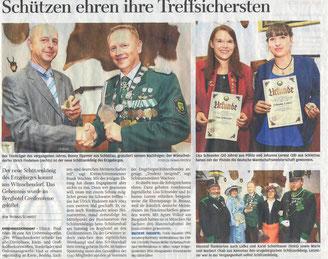 Bild: Wünschendorf Schützenverein