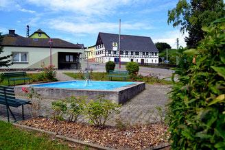 Bild: Wünschendorf Buswendeplatz 2020