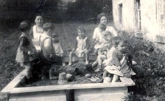 Bild: Teichler Kindergrippe Wünschendorf Erzgebirge