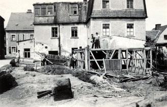 Bild:Teichlerr Wünschendorf Erzgebirge Kindergarten