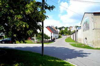 Bild: Wünschendorf Hofplatz LPG