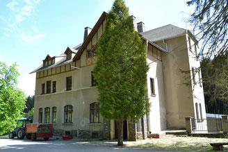 Bild: Teichler Wünschendorf Hammermühle