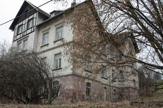 Bild: Seifertvilla Wünschendorf 2012