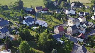 Bild: Wünschendorf Erzgebirge 2017