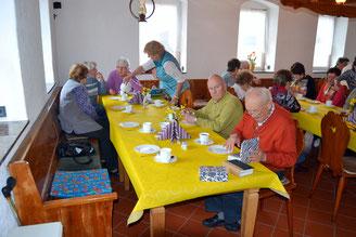 Bild: Teichler Wünschendorf Erzgebirge Senioren