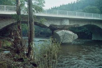 Bild: Wünschendorf Erzgebirge Teichler Föhabrücke