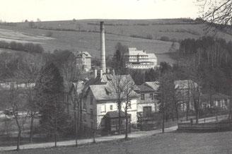 Bild: Teichler Seifertmühle Wünschendorf Erzgebirge