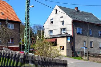 Bild: Wünschendorf Erzgebirge Teichler Bäckerei Süß 2014