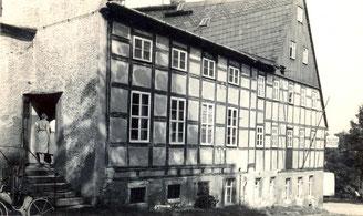 Gasthof Wünschendorf um 1965