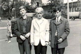 Bild: Wünschendorf Jugend Dresden 1970