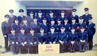 Bild:Wünschendorf Erzgebirge Feuerwehr