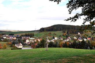 Bild: Wünschendorf Sachsen Teichler 2019
