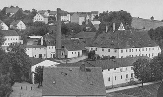 Alte Postkarte  Archiv: Reiner Teichler