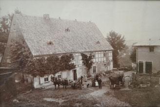 Bild: Teichler Wünschendorf Erzgebirge Wagner (Zenker)