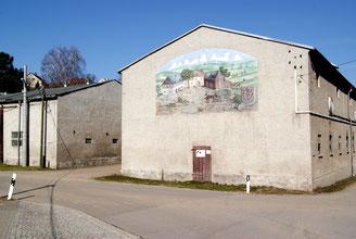 Bild: Wünschendorf Rittergut LPG