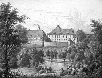 Bild: Teichler Wünschendorf Rittergut