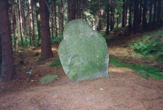 Bild: Fuhrmannsstein Wünschendorf  Erzgebirge
