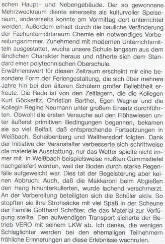 Bild: Wünschendorf Erzgebirge Wagler Schule