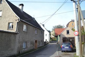 Bild: Wünschendorf Erzgebirge Bäckerei Lößer