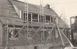 Bild: Wünschendorf Erzgebirge Rathaus 1968