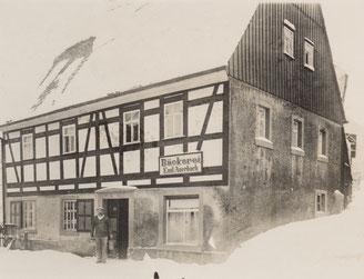 Bild: Teichler Wünschendorf Erzgebirge Auerbach Bäckerei