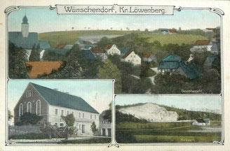 Bild: Radomice Wünschendorf Kreis Löwenberg