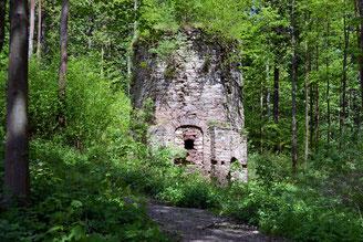 Bild: Teichler Wünschendorf Erzgebirge Kalkofen