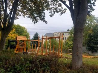 Bild: Spielplatz Wünschendorf 2020