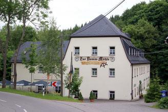 Bild: Wünschendorf Erzgebirge Damm-Mühle Teichler