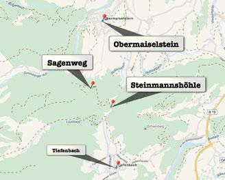 Bild: Wanderung zwischen Tiefenbach und Obermaiselstein