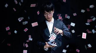 Zaubertricks lernen Workshop für Teenager Erlebnisse zum Geburtstag