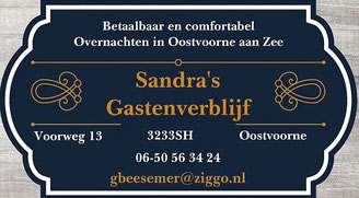 BED en breakfast Oostvoorne