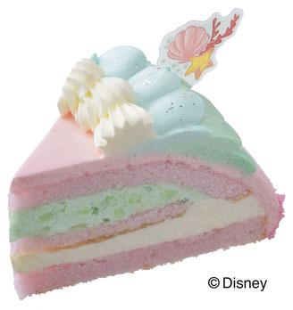 <アリエル>プリンセスケーキ