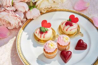 青山、横浜、大宮のおしゃれなレストランで「恋するいちごのアフタヌーンティー」 ジョワーヌ東京