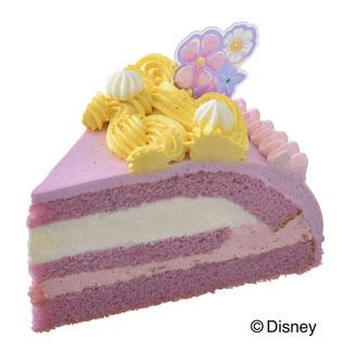 <ラプンツェル>プリンセスケーキ