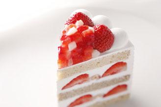ホテルニューオータニの新エクストラスーパーあまおうショートケーキのクリスマスケーキ