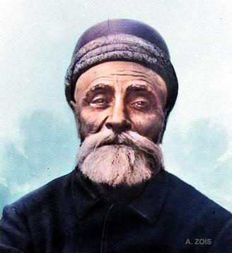 Daulat's father - Sohrab Salamat Irani ( Mehera's grand-father )