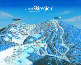 Ski Areal Klinovec