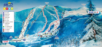Ski Areal Telnice